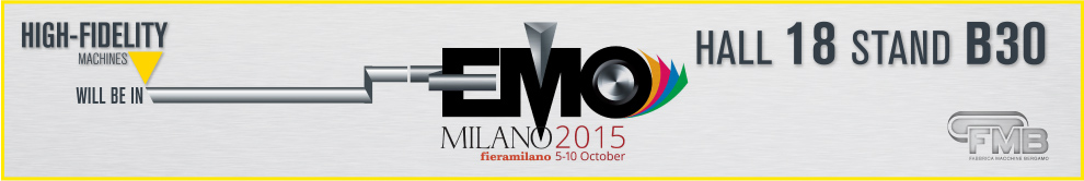 FMB will be at EMO 2015